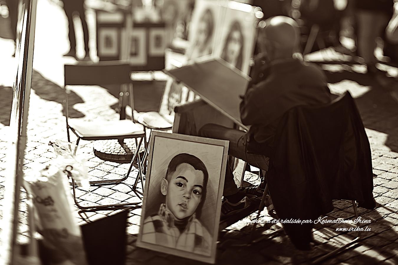 Portraits proposés