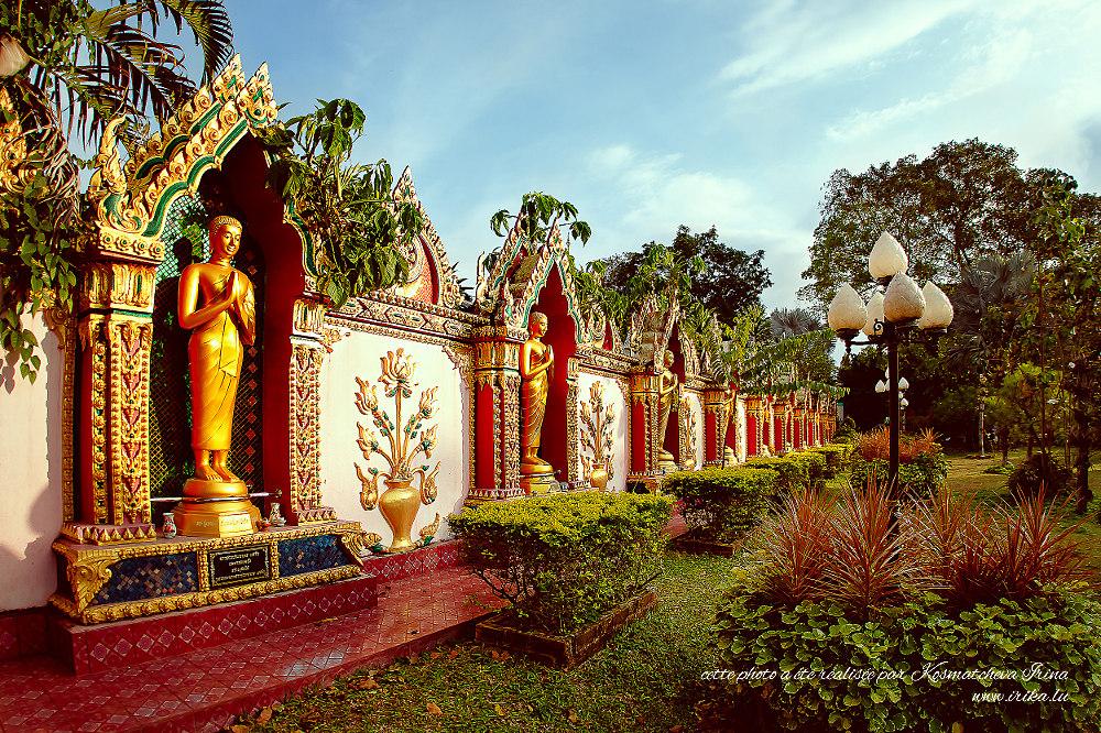 Temple buddhiste