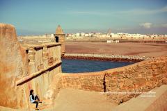 Forteresse de la vieille ville de Rabat