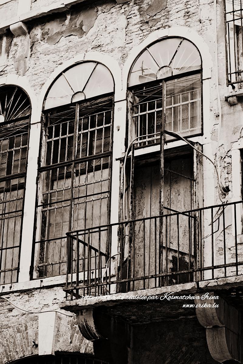 Fenêtres au simple vitrage