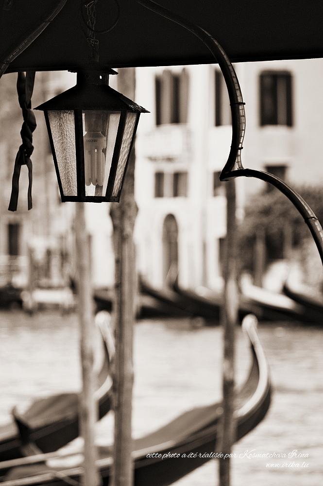 Une lanterne