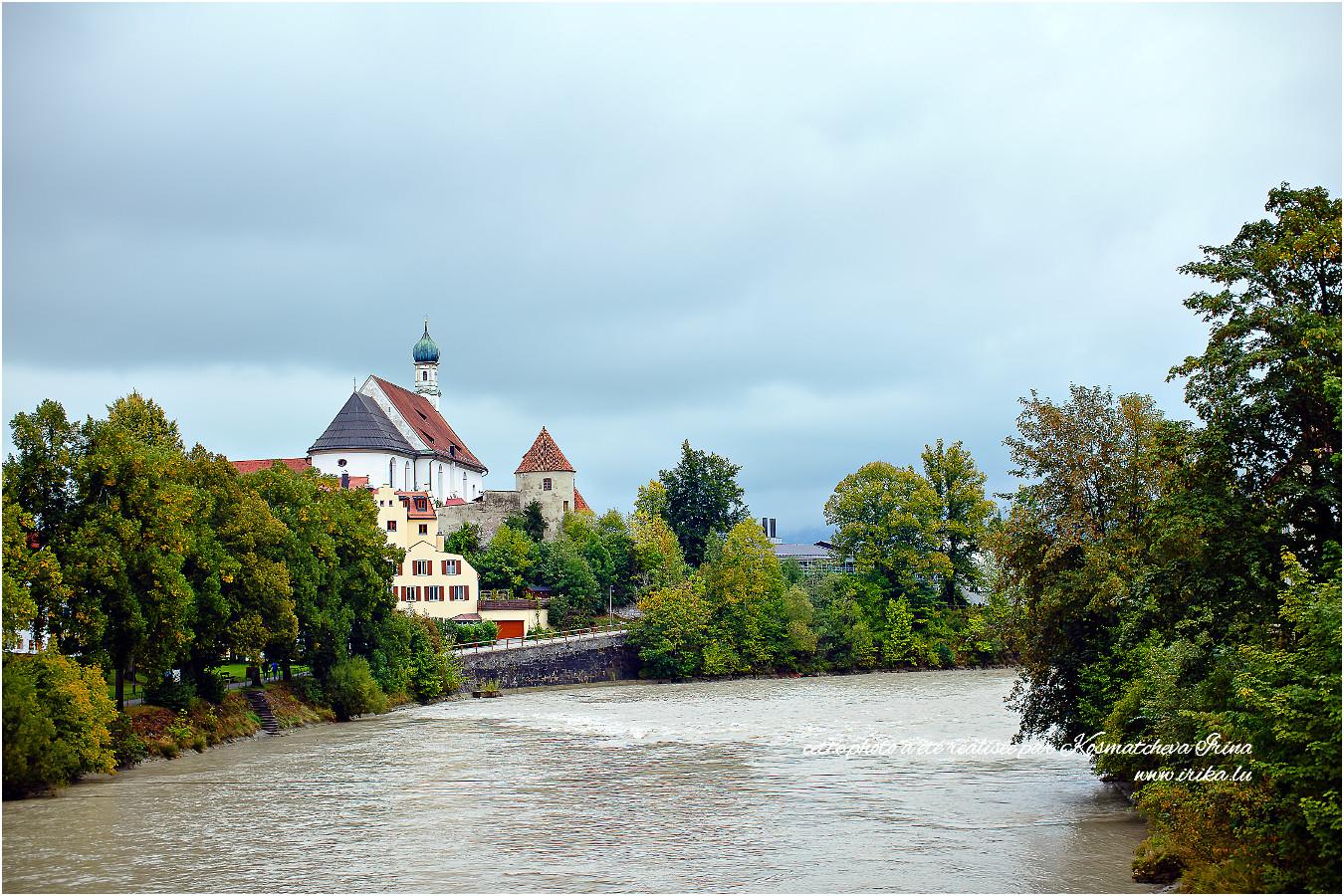 Début d'automne à Ostallgäu